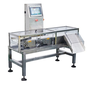 Juzheng New high precise automatic inline in motion capsule weighing controller checkweigher for light weight
