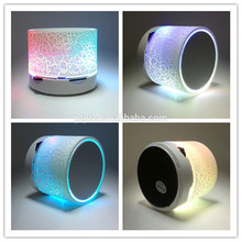 LED Flashing Colorful Light Portable Wireless Bluetooth Voice Speaker with Enhanced Bass Best Buy