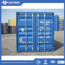 xiamen 40ft new sea container 20ft new shipping container