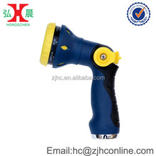 New Innovative Thumb control 8-pattern water nozzle