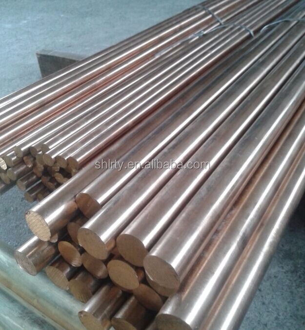bronze bar bronze rod phosphor bronze bar CuSn6 C51000 C52100