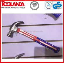 TUV GS American type claw hammer wiht BSCI approval