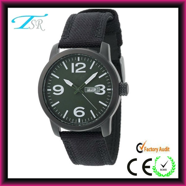 2014 custom cool black the man hours, new analog quartz watch fashion hot popular in Russian