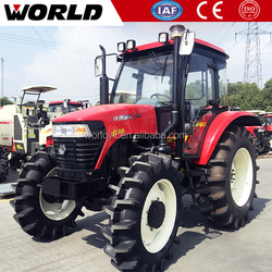 110hp farm tractors with front loader for sale in philippines