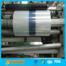 hot selling customized pringting clear POF shrink film