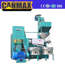 6YL-80 New Machine Lego Brand Canmax small scale oil extraction machine, small oil press machine for home use