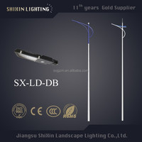 12m fiberglass street lighting pole