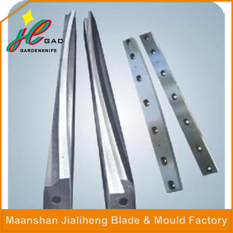 Eco-friendly guillotine shear blades manufacturer