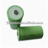12V 10000mAh NIMH solar light battery pack