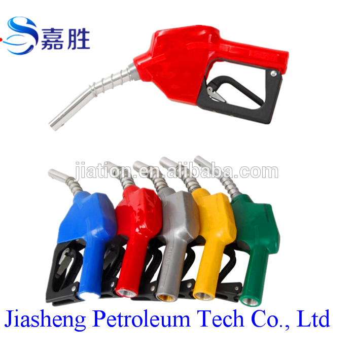 diesel portable fuel dispenser automatic injector nozzle 1'' 3/4''