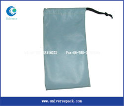 Light blue pu digital camera bags