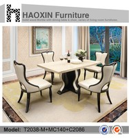 pictures of dining table chair modern dining room furniture T2038-M+MC140+C2086
