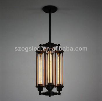 Vintage Light Bulbs Industrial Pendant Lights
