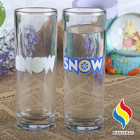 350ml Color Changing Cup Brand Name Glassware