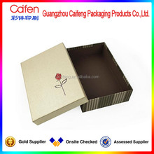 Customized beautiful and elegant PVC,PP,PET packing box