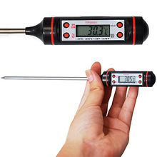Wholesale Hot Kitchen BBQ Digital Cooking Food Meat Probe Thermometer TP101