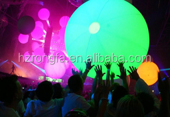 Zygote Interactive Balls for concert and parties/ inflatable hulium balls