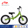 Popular ride on balance bike for kids / pocket balance bike children age 1-3 years old / chopper dirt baby cycle without pedal