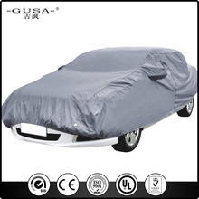 Waterproof Breathable Full Car Cover Sun UV Snow Dust Rain Resistant Protection