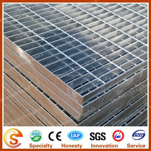 Galvanized steel bar grating Steel grating weight (customized)