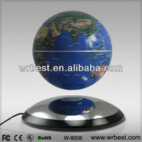 Amazing and flaoting!! Magnetic floating 6 inch globe