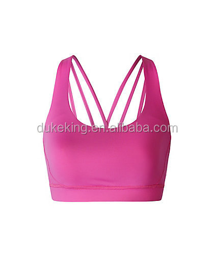Women's Seamless Sports Bra Yoga Bra