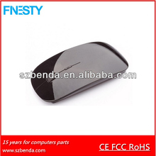 Hot selling personalized slim bluetooth mouse