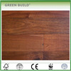 Wide Plank Exotic Golden Smooth Wood Flooring