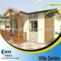 Perpetual customized prefabricated kit home for family use VH008-K03