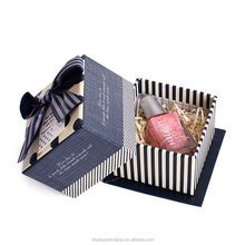 gift paper box for nail polish, mini box for one piece nail polish package