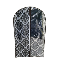 2017 zipper garment cover without wheeled garment bag