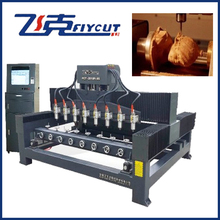 Woodworking cnc router / furniture carving machine/economic price cnc woodworking cutting