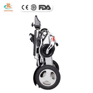 Aluminum manual remote electric wheelchair prices for disabled people