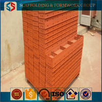 Scaffolding System Product Construction Materials Painted Concrete Shuttering From Tianjin SS Group
