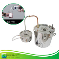 Water Distiller Small Distillling Equipment With