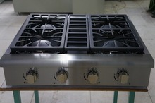 30'' CSA approval cook top range