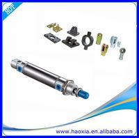 MA mini stainless steel pneumatic compressed air cylinder with double action