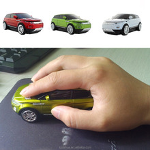 Wireless mouse cool fashion super car shaped mouse USB 2.4Ghz optical mouse mice for pc laptop Desktop computer