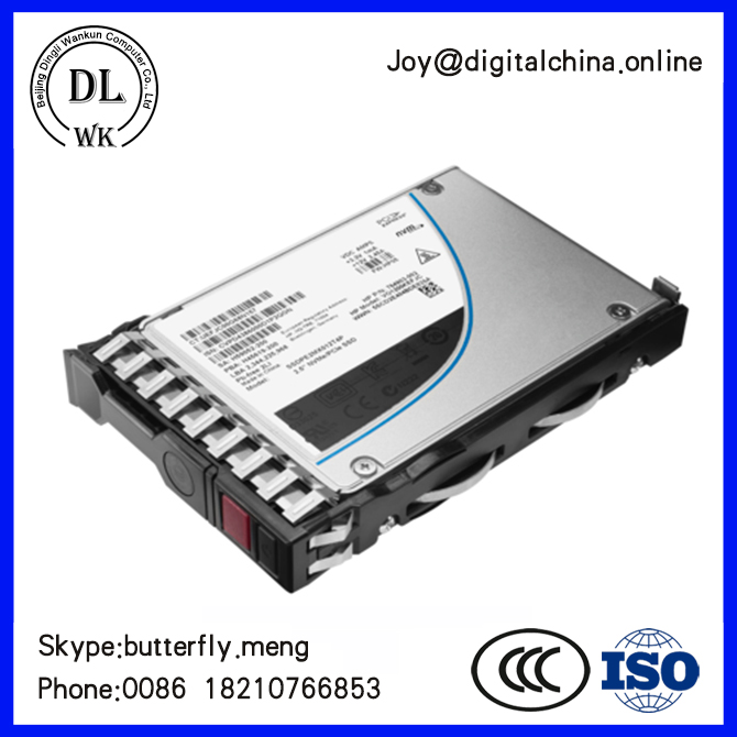 Original New! HP 120GB 6G SATA Value Endurance SFF 2.5-in SC Enterprise Boot 3yr Wty Solid State Drive (717965-B21)