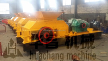 Double toothed roll crusher/tooth roller crusher,hard coke crusher,coal gangue crusher