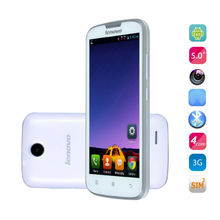 China Original Lenovo A560 Smartphone Android 4.3 MSM8212 Quad Core 5.0 Inch IPS Screen 3G