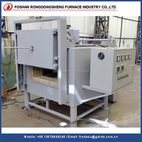 Mini electrical resistance furnace