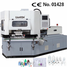 China Factory Price Small Plastic Bottle Making Machine