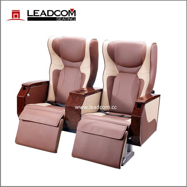 Leadcom luxury vip coach reclining seat CK31
