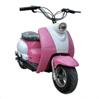 Hot Sale Mini Motor Scooter Vespa Motorcycle Gas Scooter 49cc