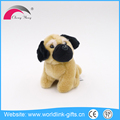 Christmas gift Lovely dog plush toys in selling
