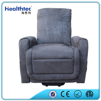 2016 luxury sectional sofa lift recline chair with unique style