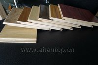mdf carb E1 E2 melamine faced MDF