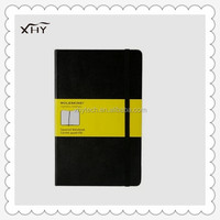 Factory price wholesale stationery moleskin notebook/paper notebook