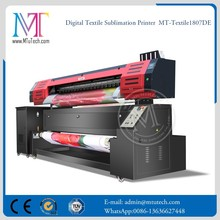 Digital Inkjet Machine Textile Printer Cheap Price Industrial Direct To Fabric Textile Printer